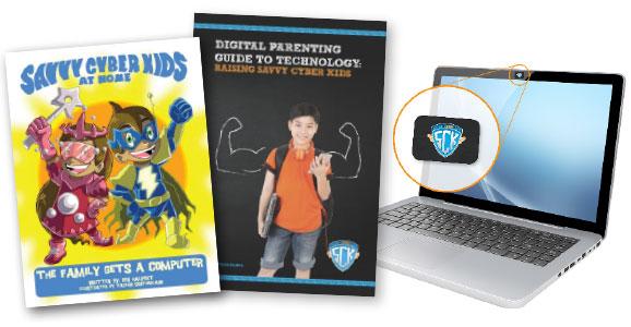 Savvy Cyber Kids Shop